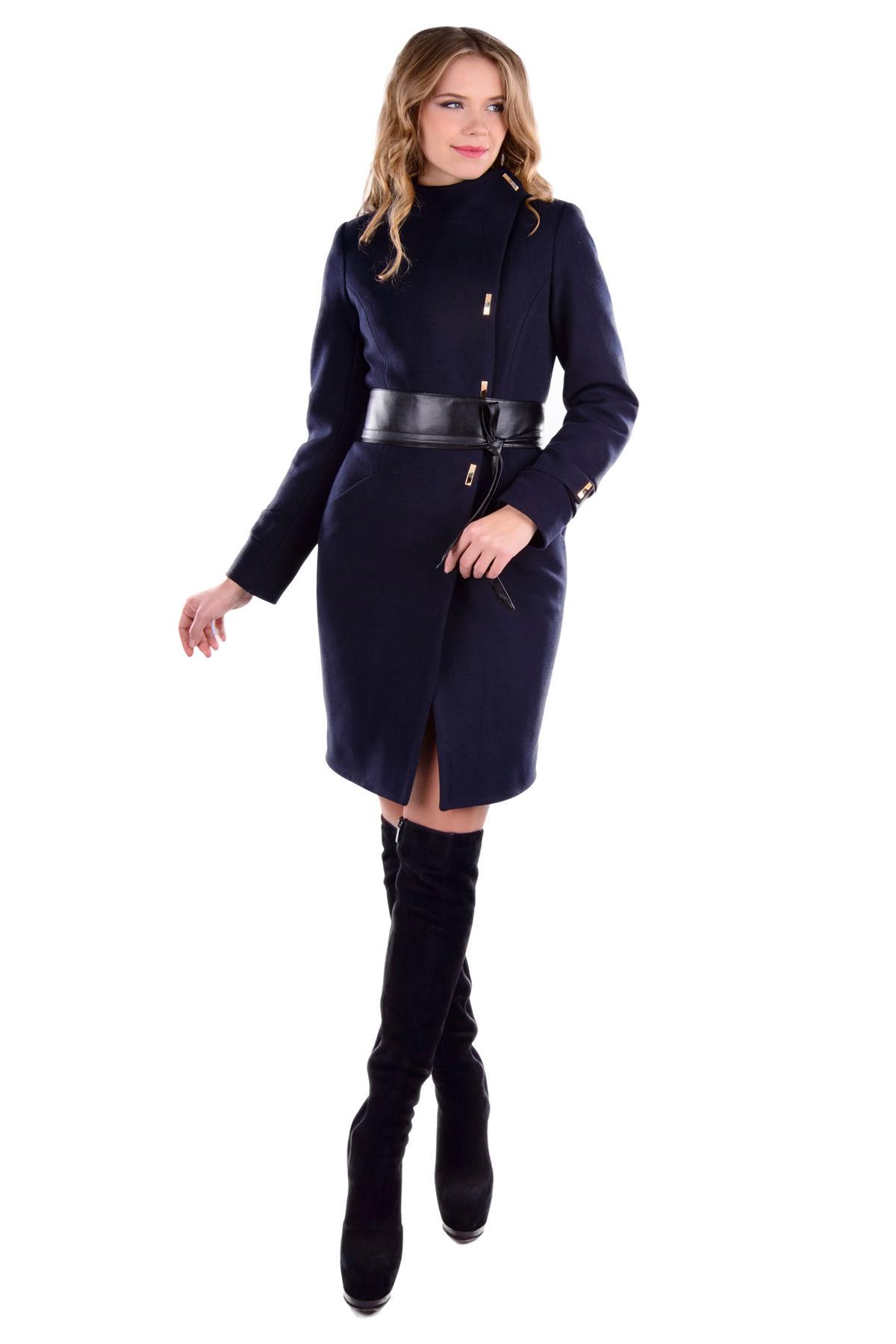 Купить кашемировое пальто оптом от производителя Пальто Римини зима турция элит хомут
