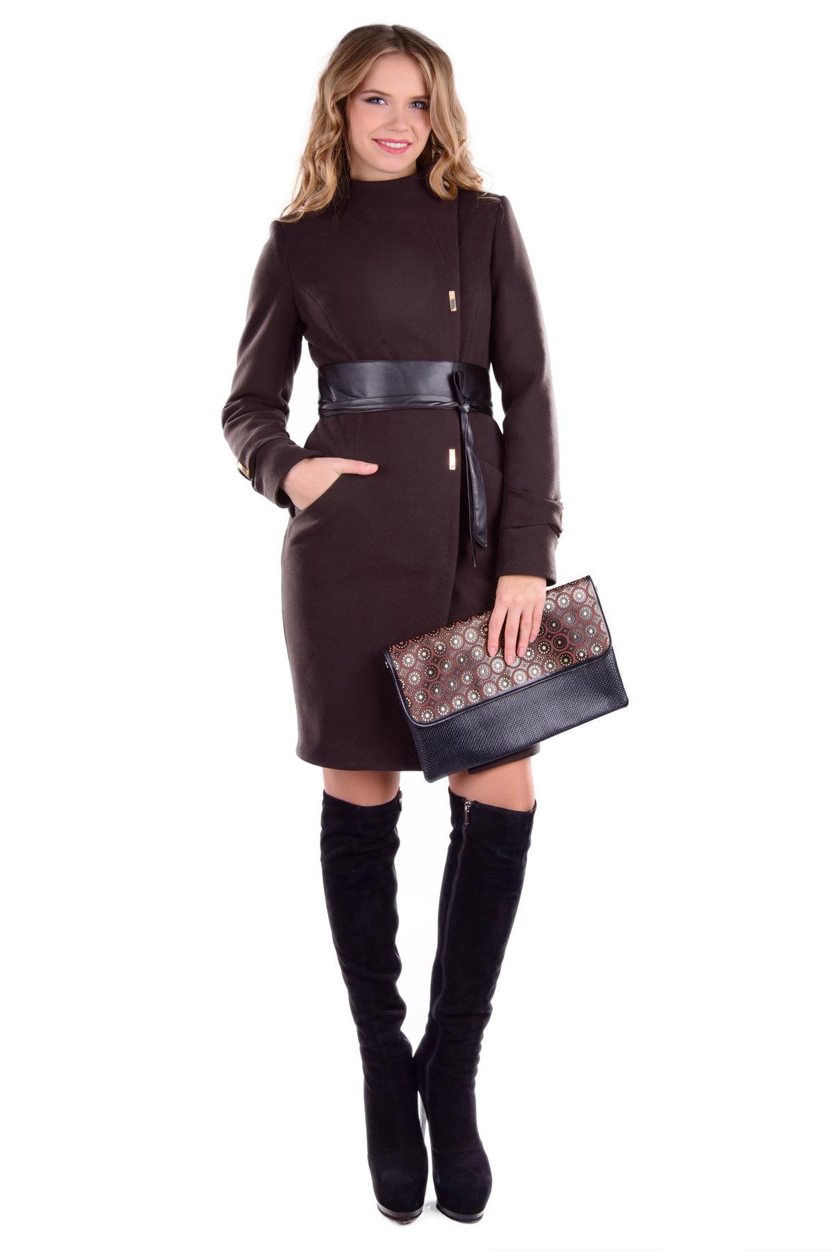 Пальто оптом от производителя Modus Пальто Римини зима турция элит хомут