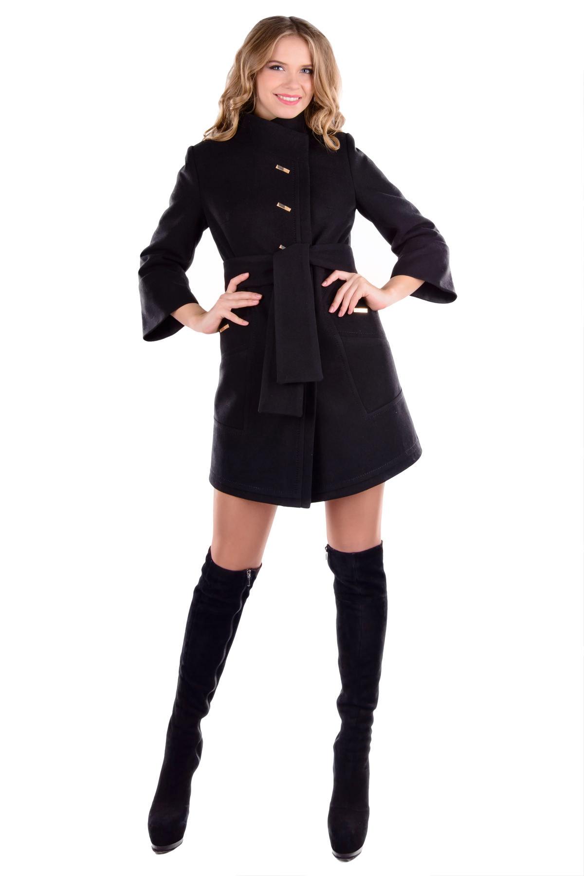 Купить оптом женское пальто недорого Пальто Бёрн 4576