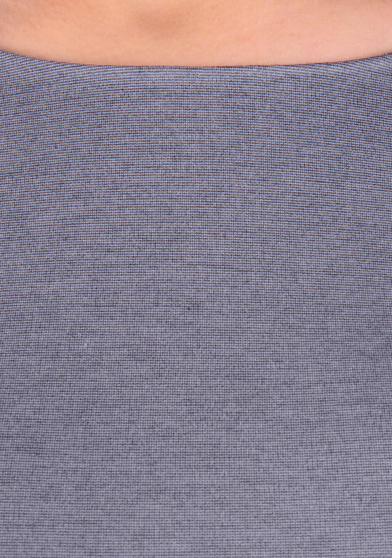 Платье Блэйк 4528 Цвет: Серый