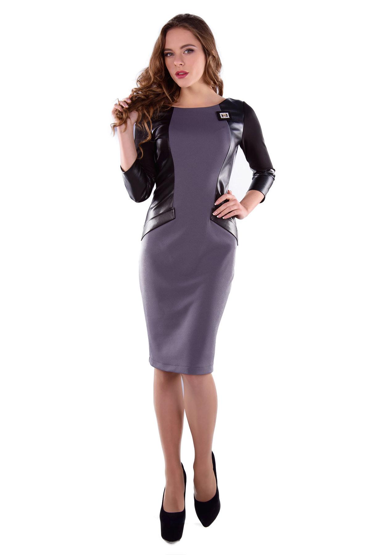 Купить платье оптом у производителя  Modus Платье Аврил 4660
