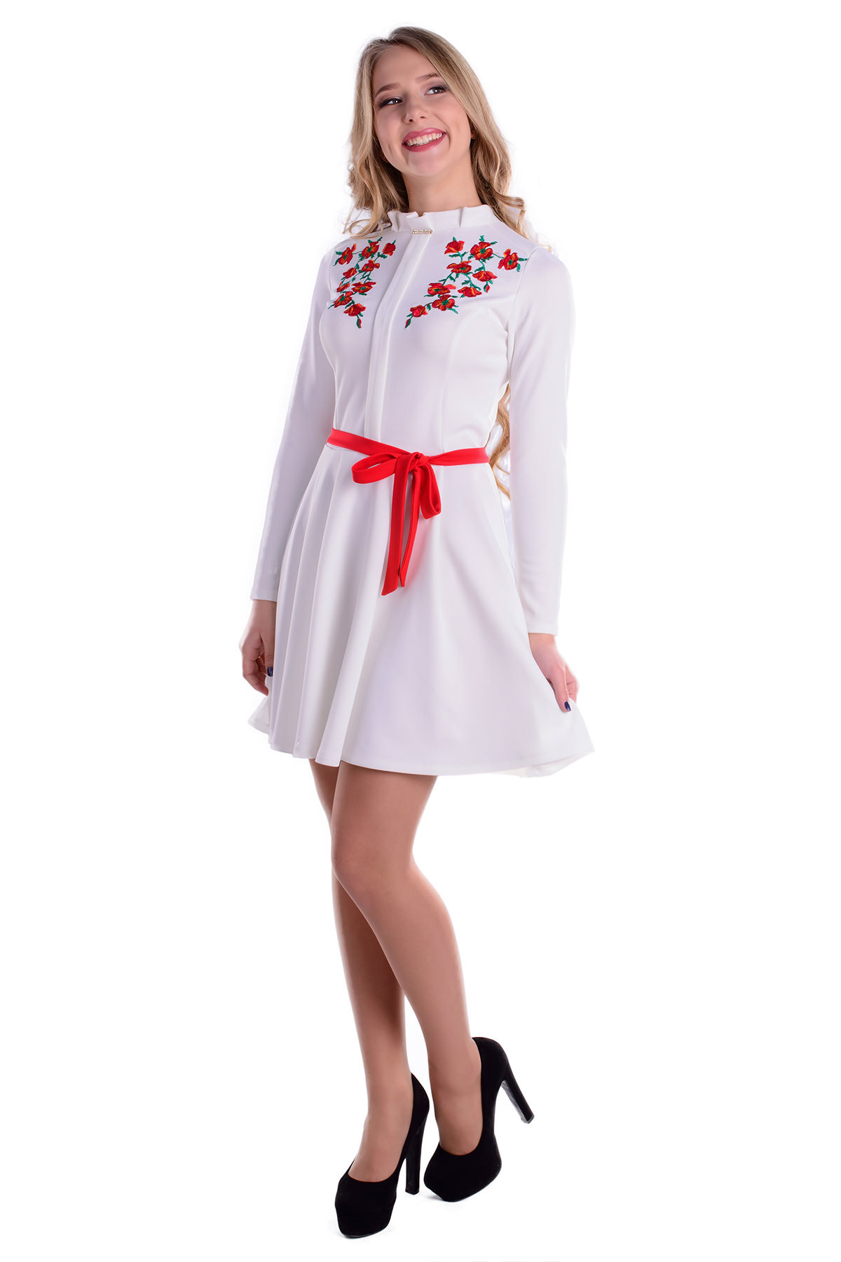 Платья трикотажные оптом от производителя Платье Иванка