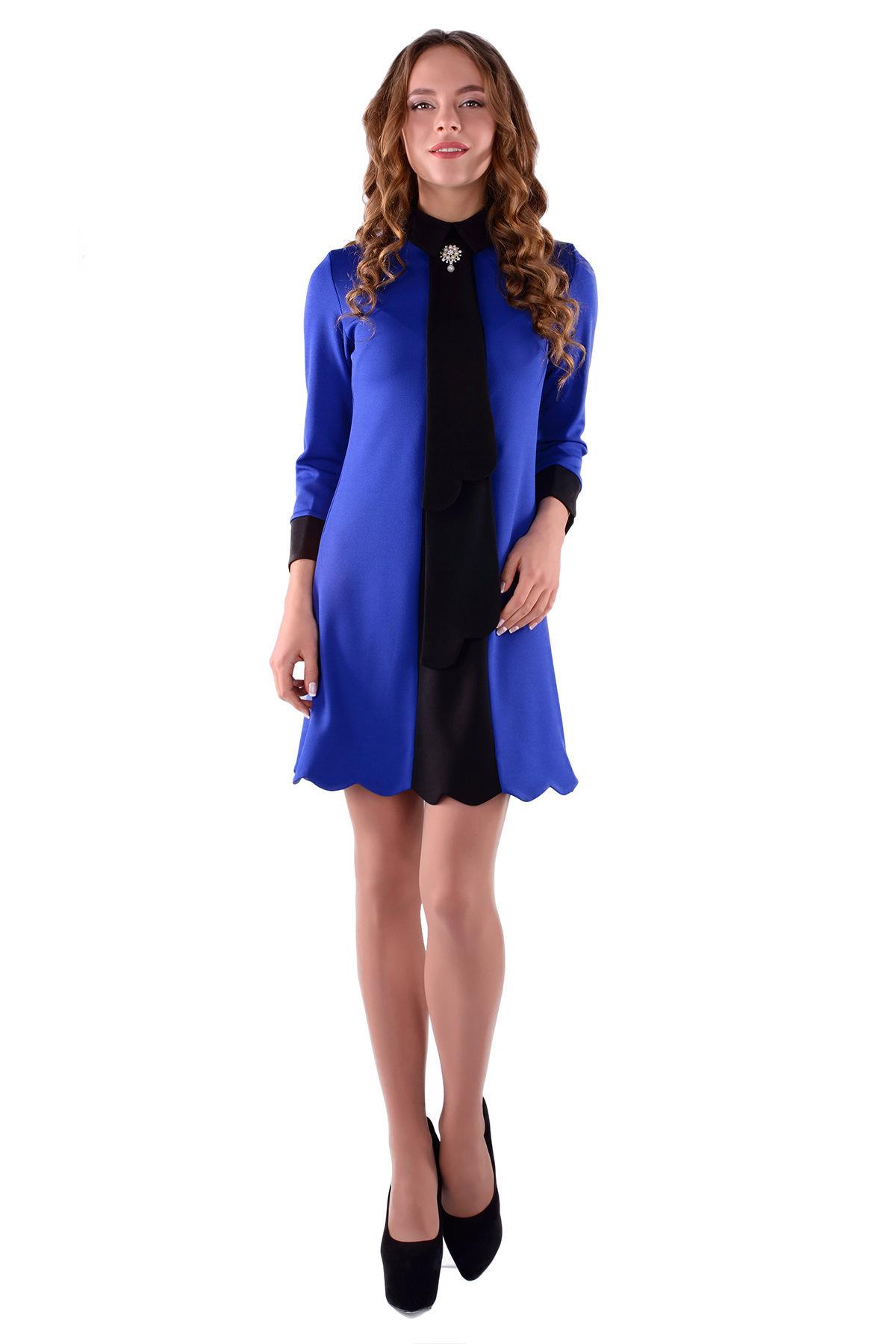 Коктейльное платье оптом от Modus Платье Миу - Миу