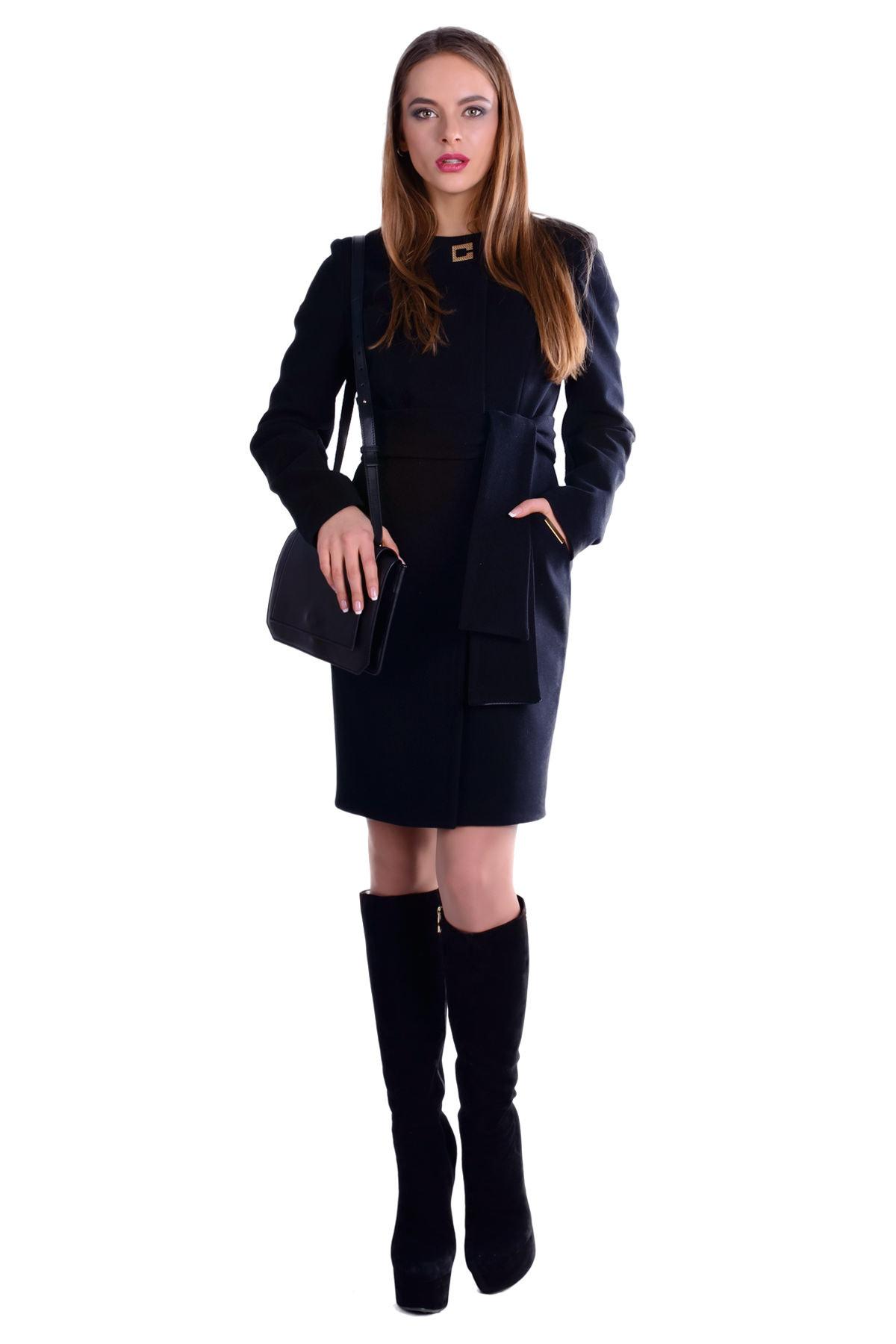 Купить весеннее пальто оптом от производителя Пальто Луара 4758