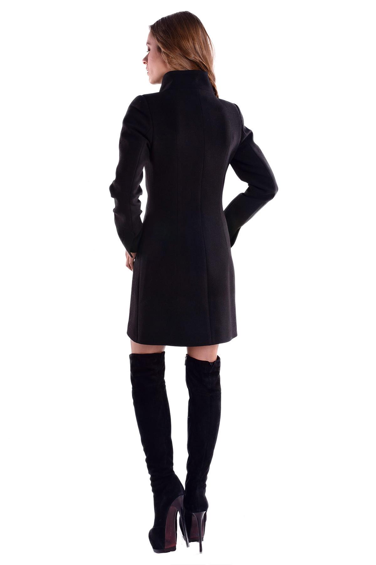 Пальто Эльпассо 4757 Цвет: Черный