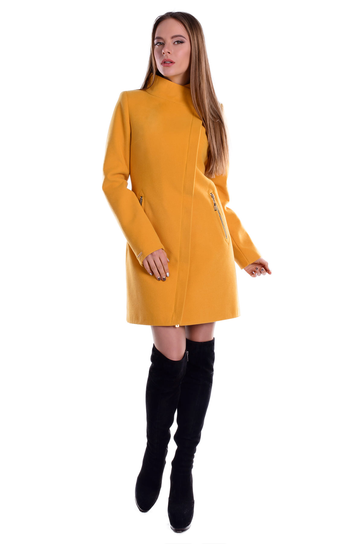 купить пальто женское демисезонное Пальто Эльпассо 4126