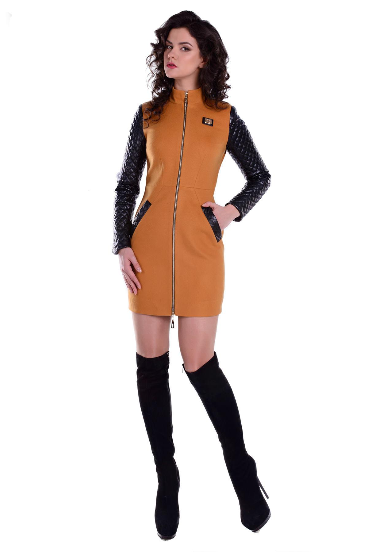 Купить пальто в Украине оптом Пальто Флорис 4848