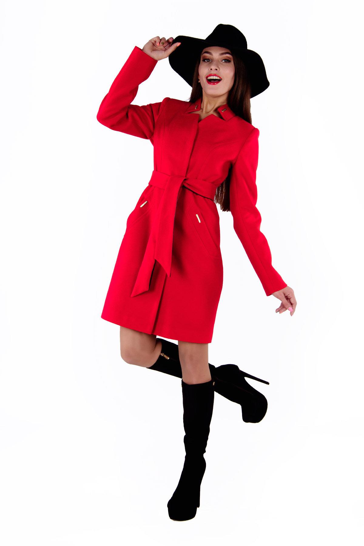 Купить весеннее пальто оптом от производителя Пальто Хейли 86