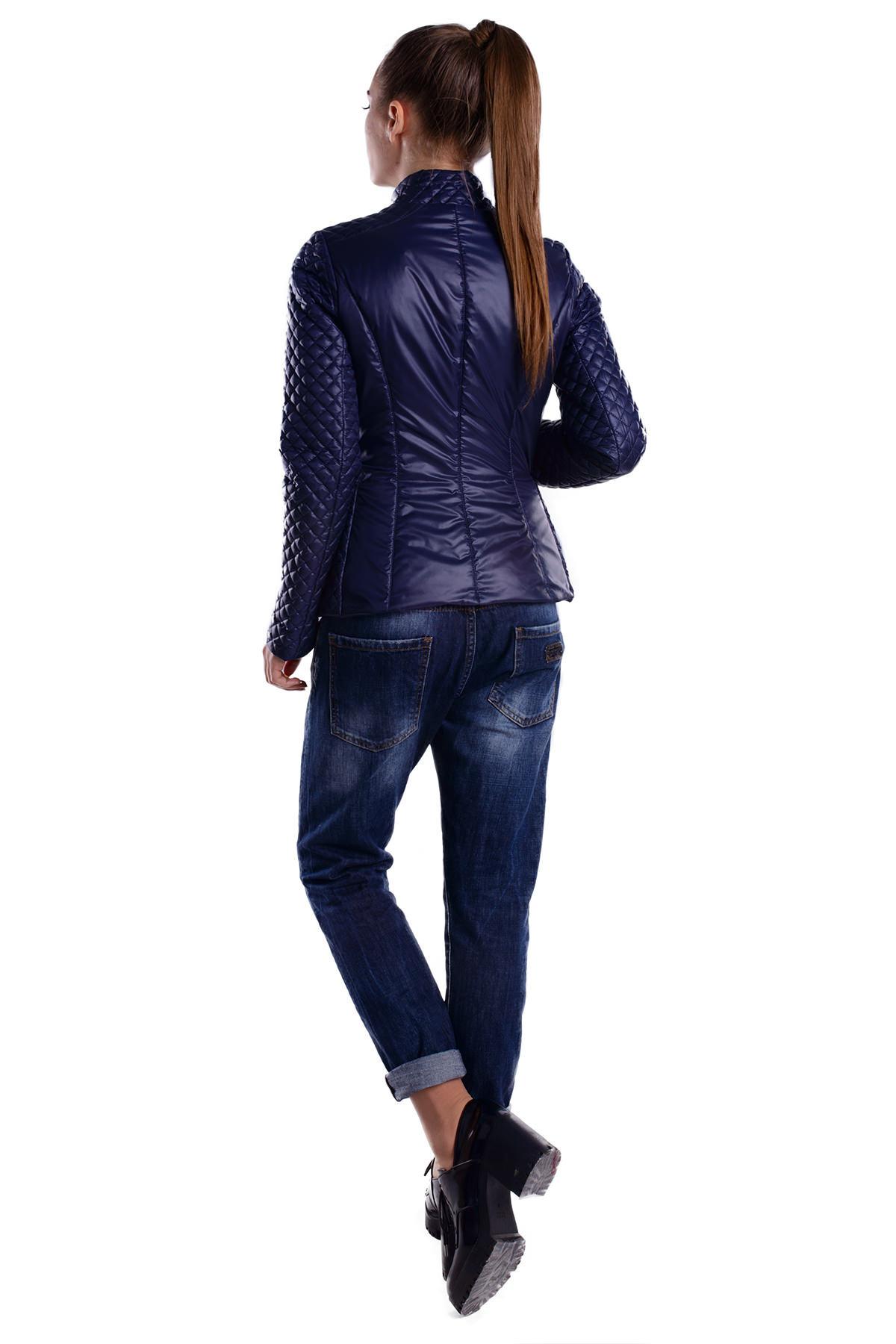 Куртка Терни 4918 Цвет: Тёмно-синий
