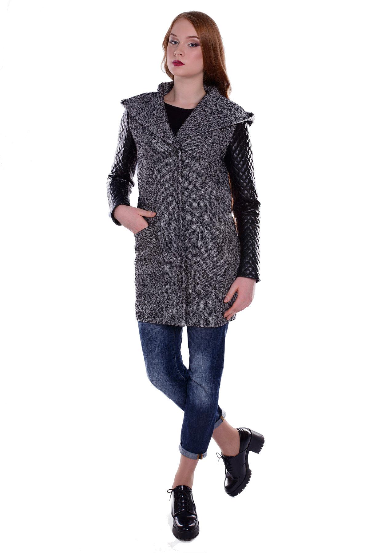 Модус женская одежда оптом недорого Пальто Делфи 5009
