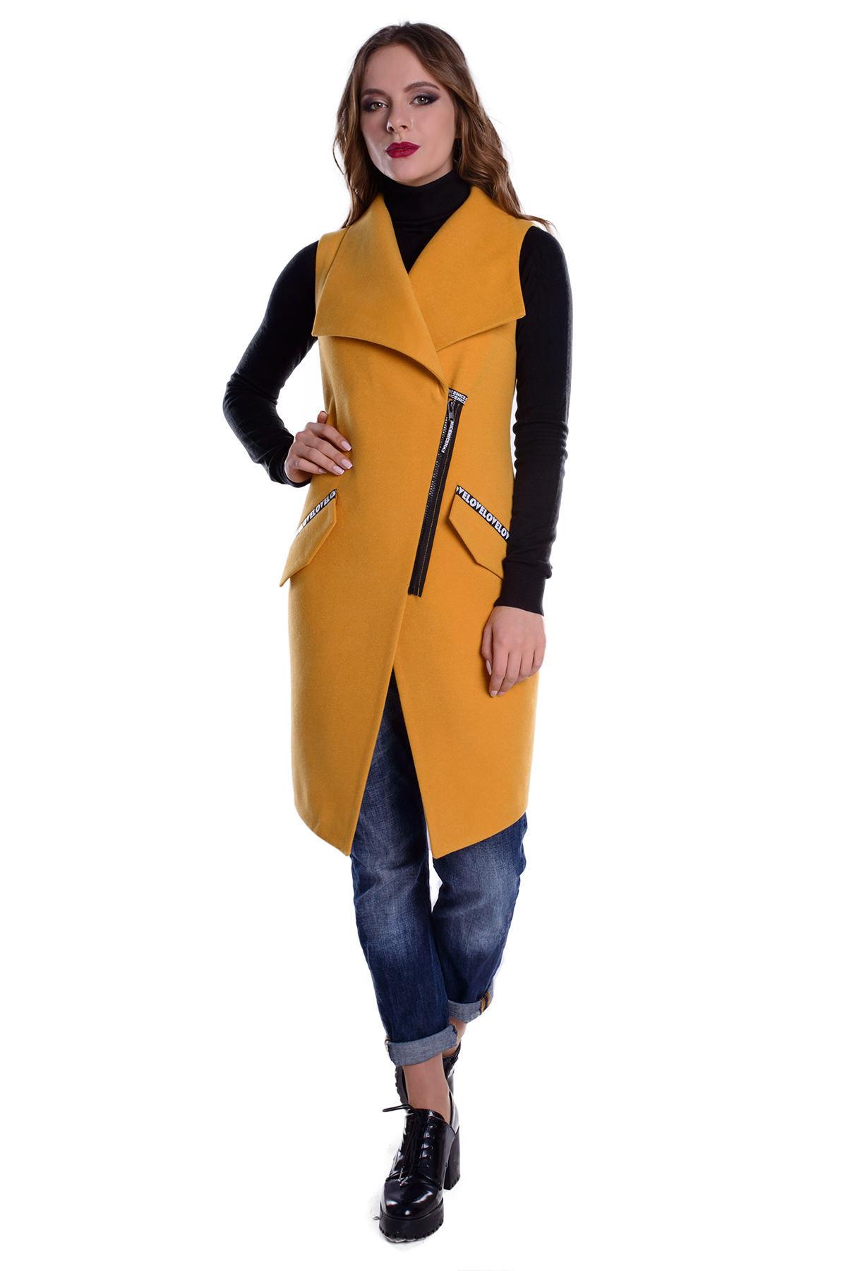 Женские курточки оптом от производителя Modus Жилет Оксфорд 5008