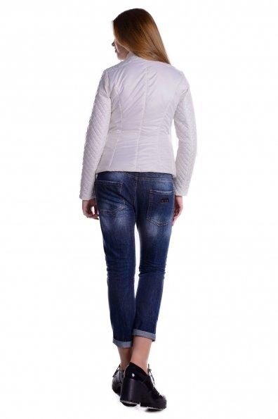 Куртка Терни 4918 Цвет: Молоко