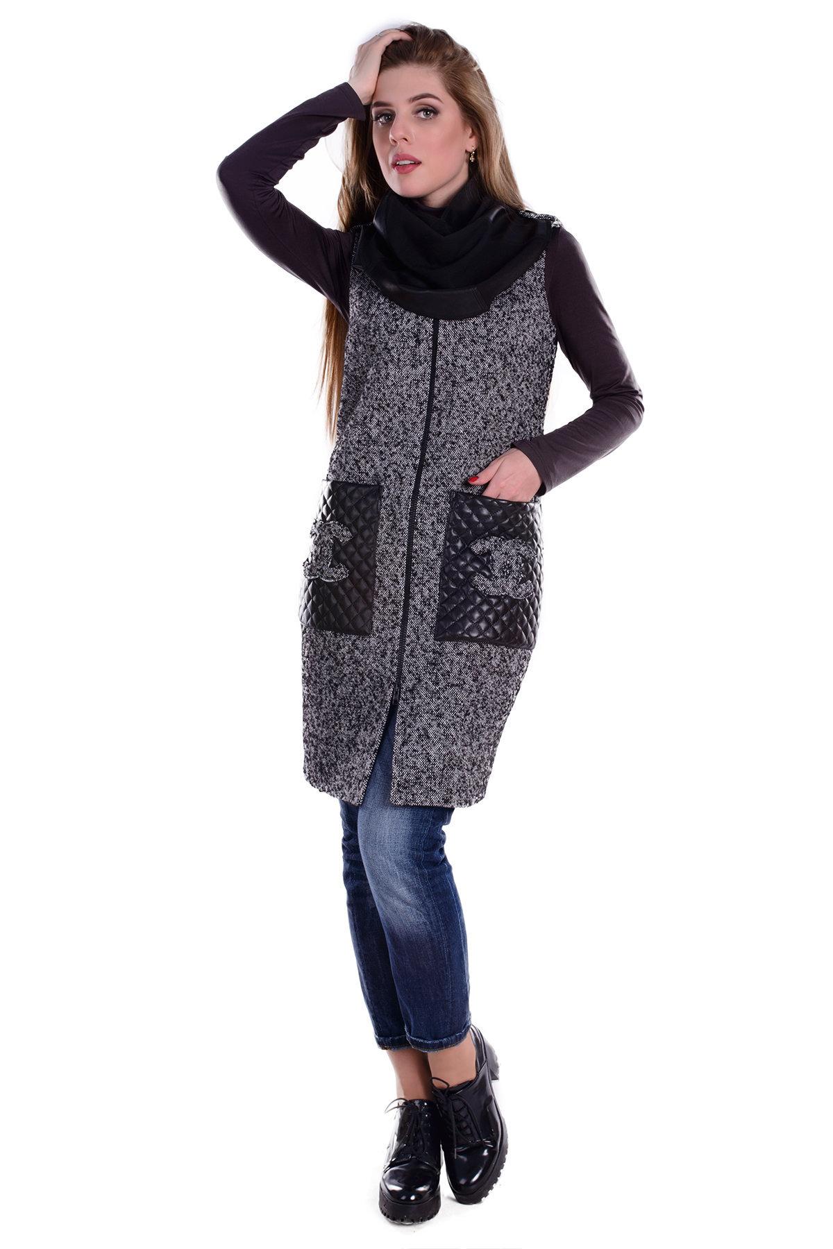 Купить оптом женские куртки от Modus Жилет Кутюрье 5017