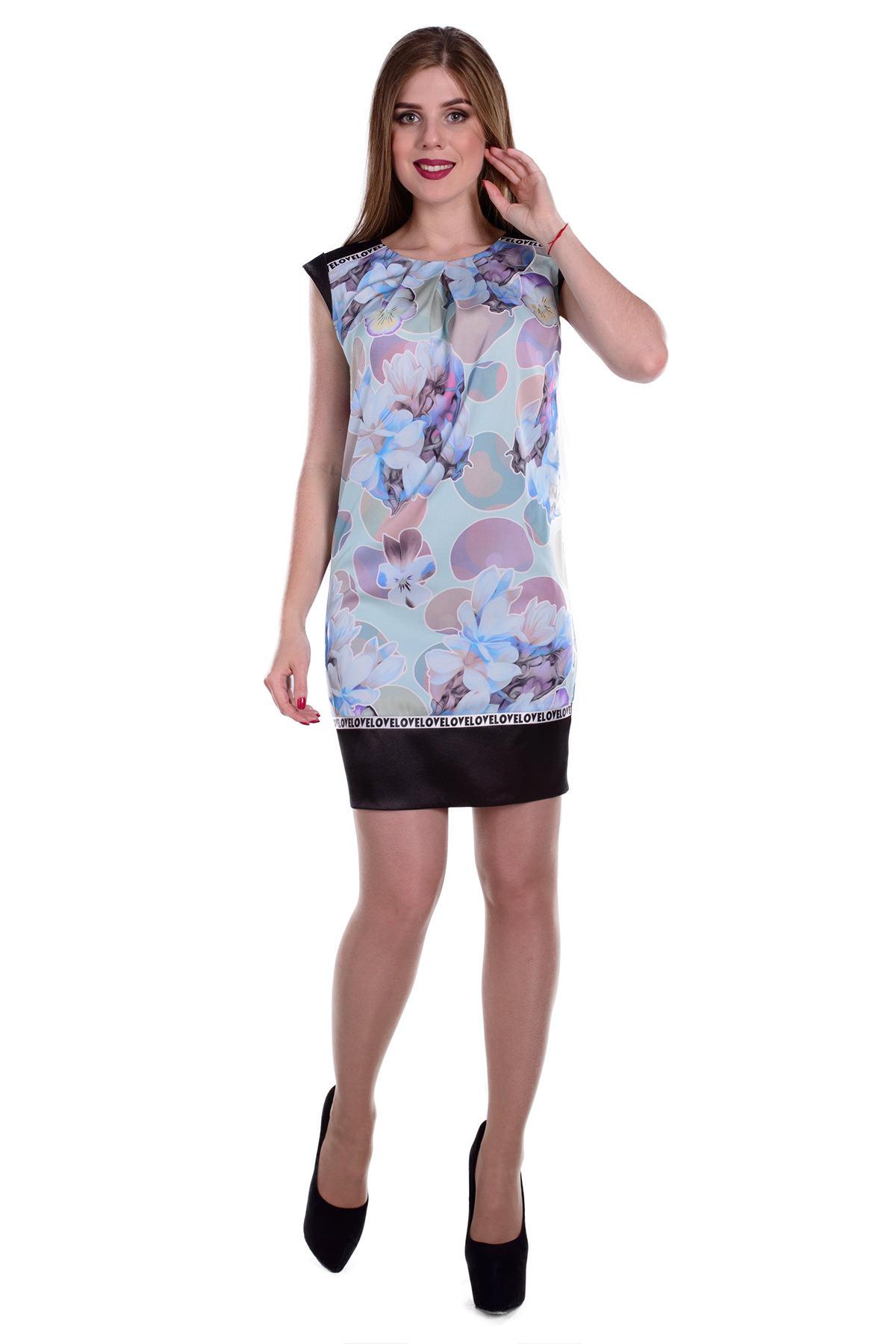 Женские трикотажные платья оптом в Украине Платье Вилмар 58