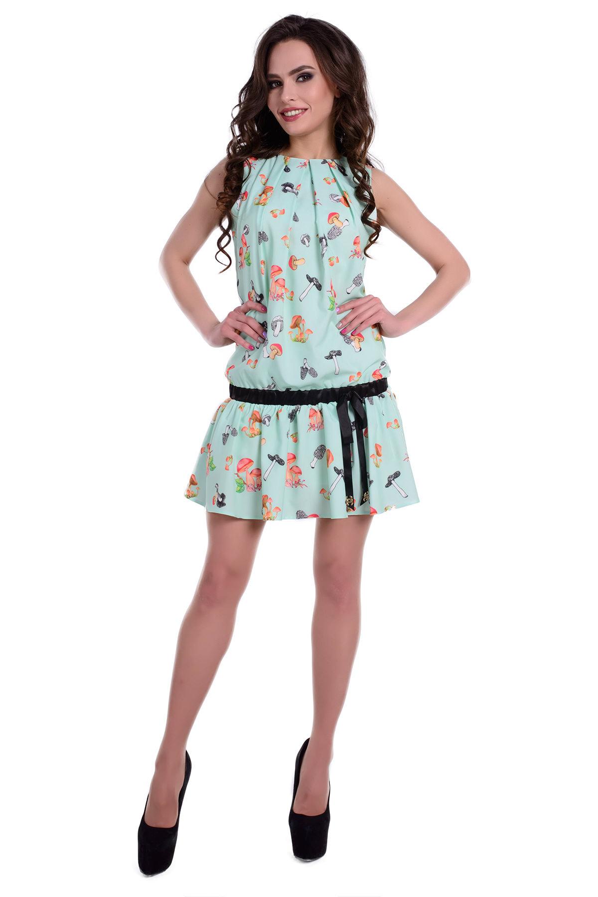 Женские платья к 8марта оптом