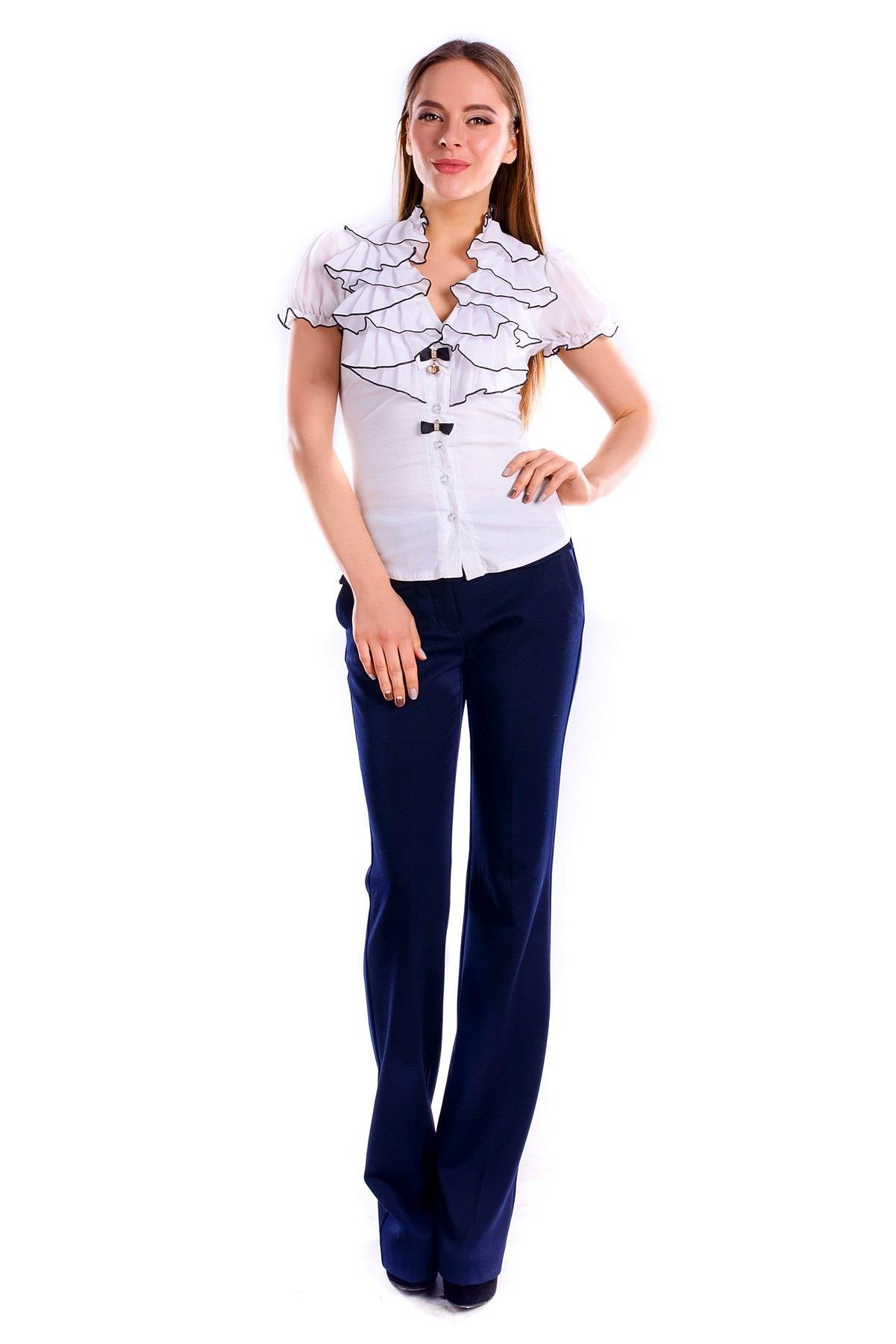 Блузки оптом от производителя Modus Блуза Кетти