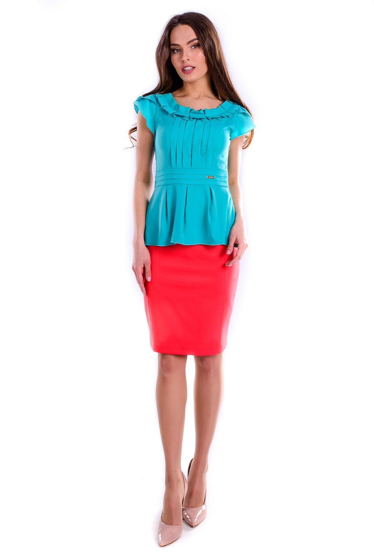 Женские блузки оптом от производителя Блуза Мария