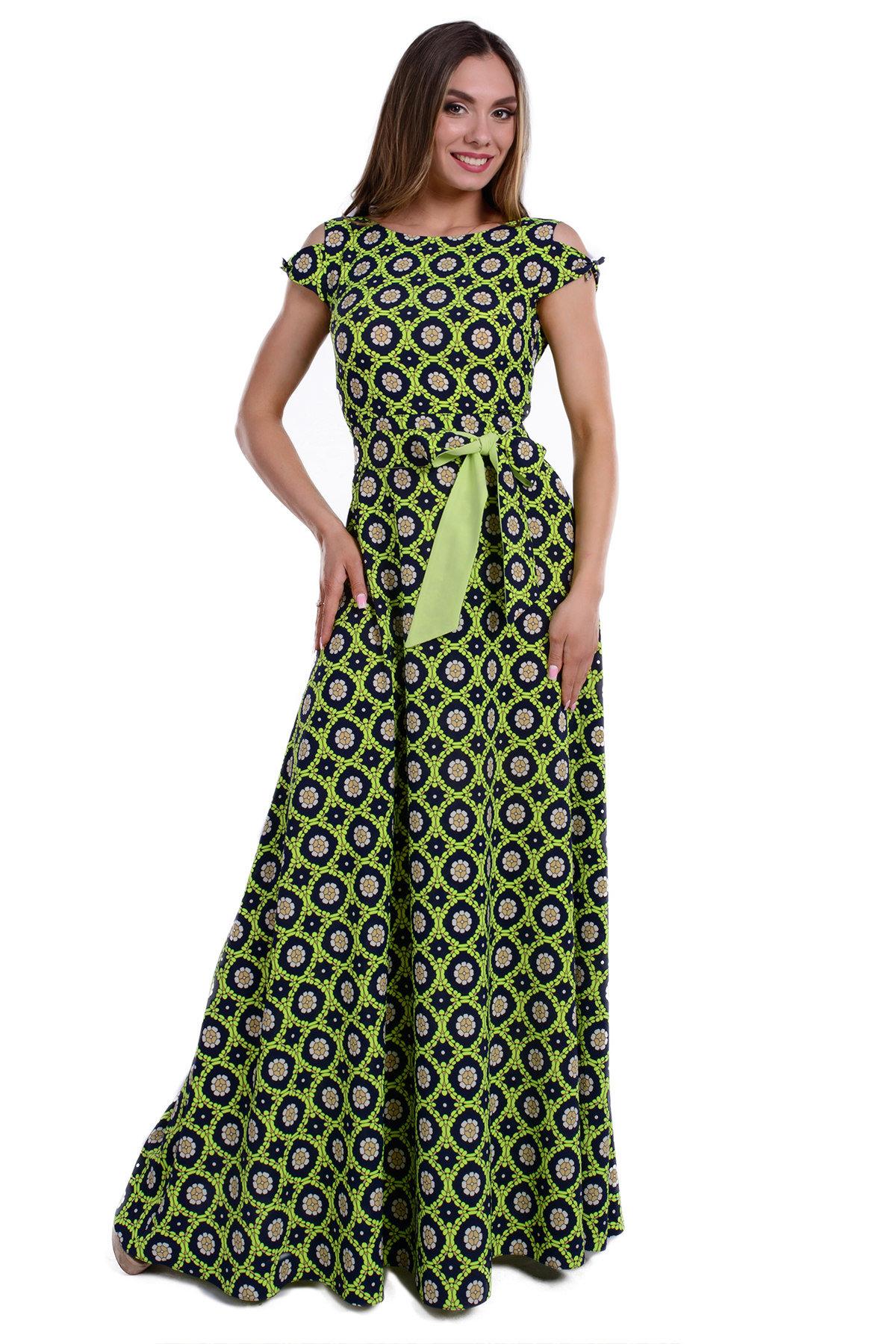Купить женское трикотажное платье оптом Платье Жадор 180
