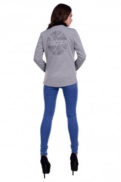 Жакет Британия 170 Цвет: Серый