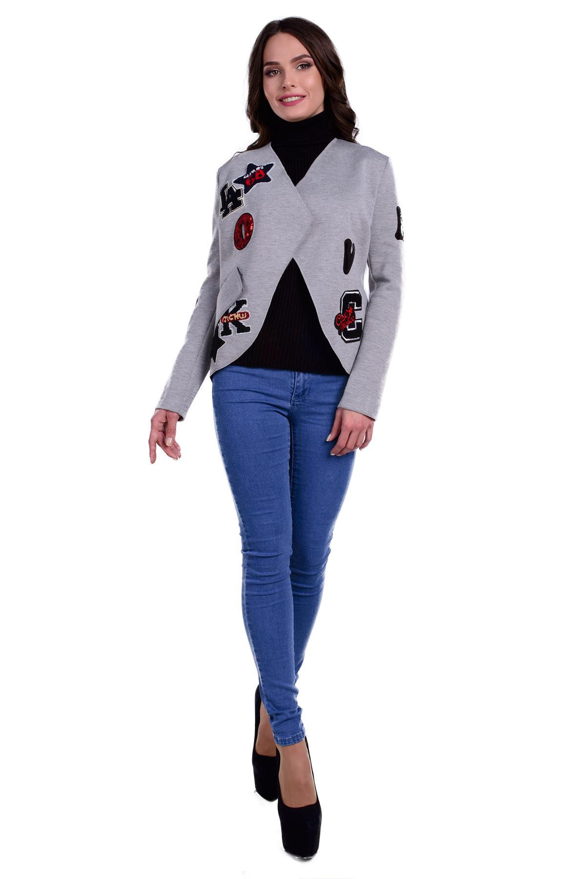 Купить женскую одежду оптом Жакет Британия 170