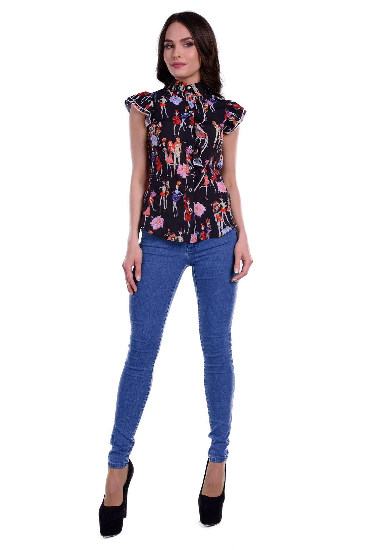 Блузки оптом от производителя Modus Блуза Джил