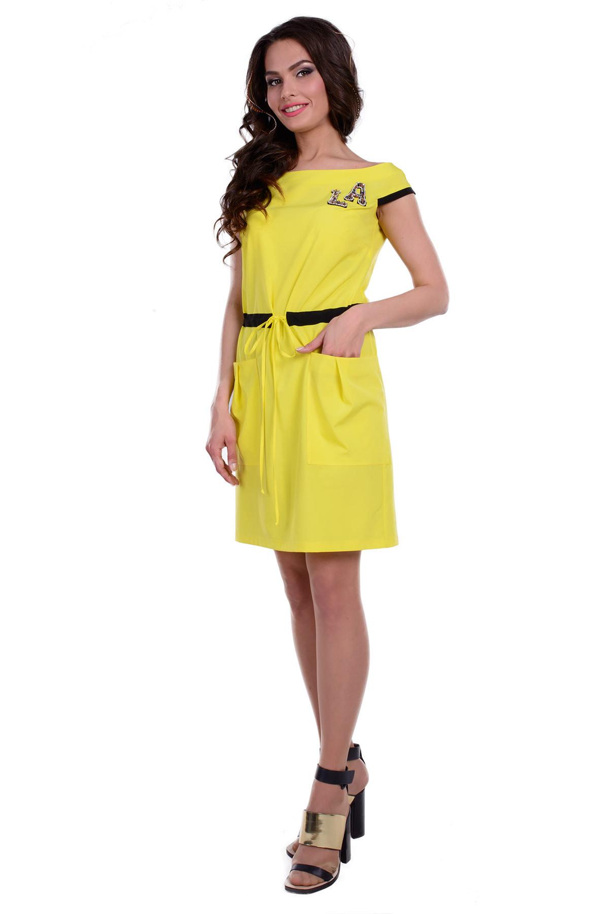 Купить платье оптом у производителя  Modus Платье Славина вискоза