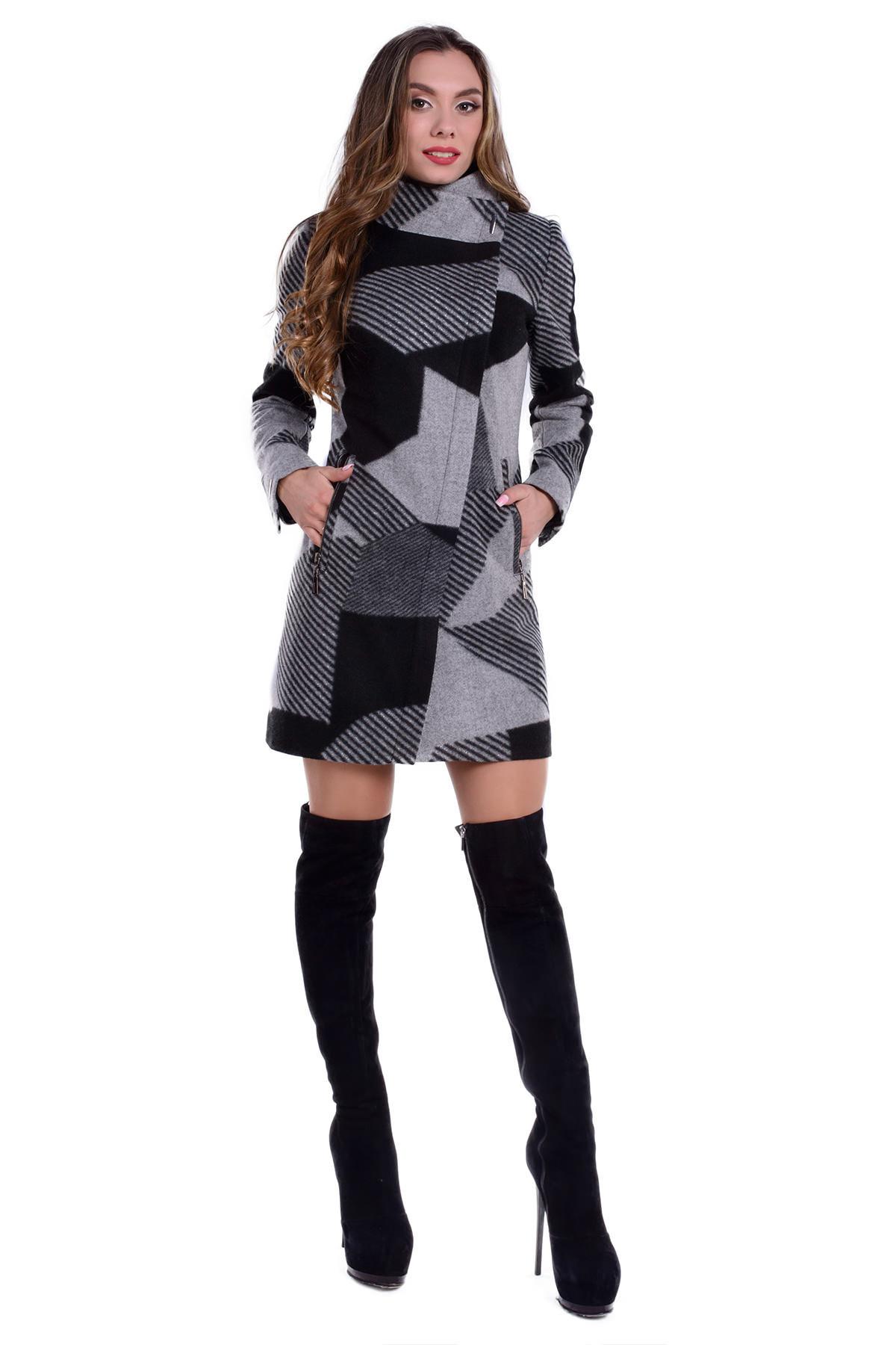 Купить кашемировое пальто оптом от производителя Пальто Эльпассо 0160