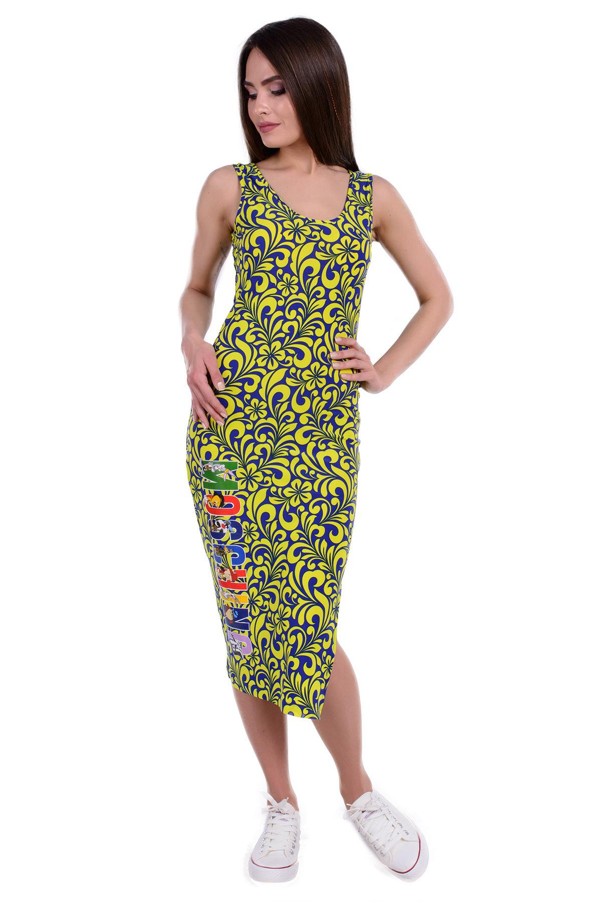 Купить платья оптом от производителя Платье Фарина 233