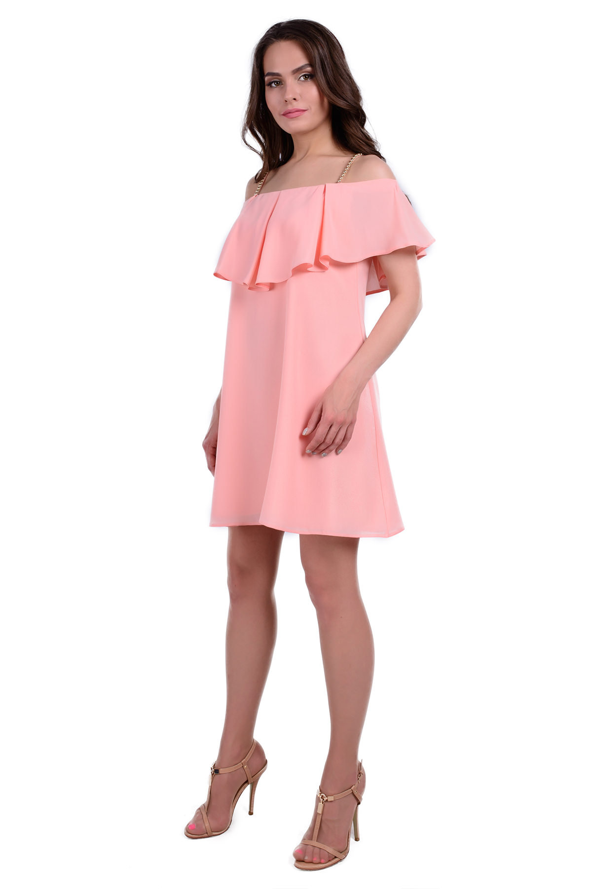 Платья трикотажные оптом от производителя Платье Восток 0339