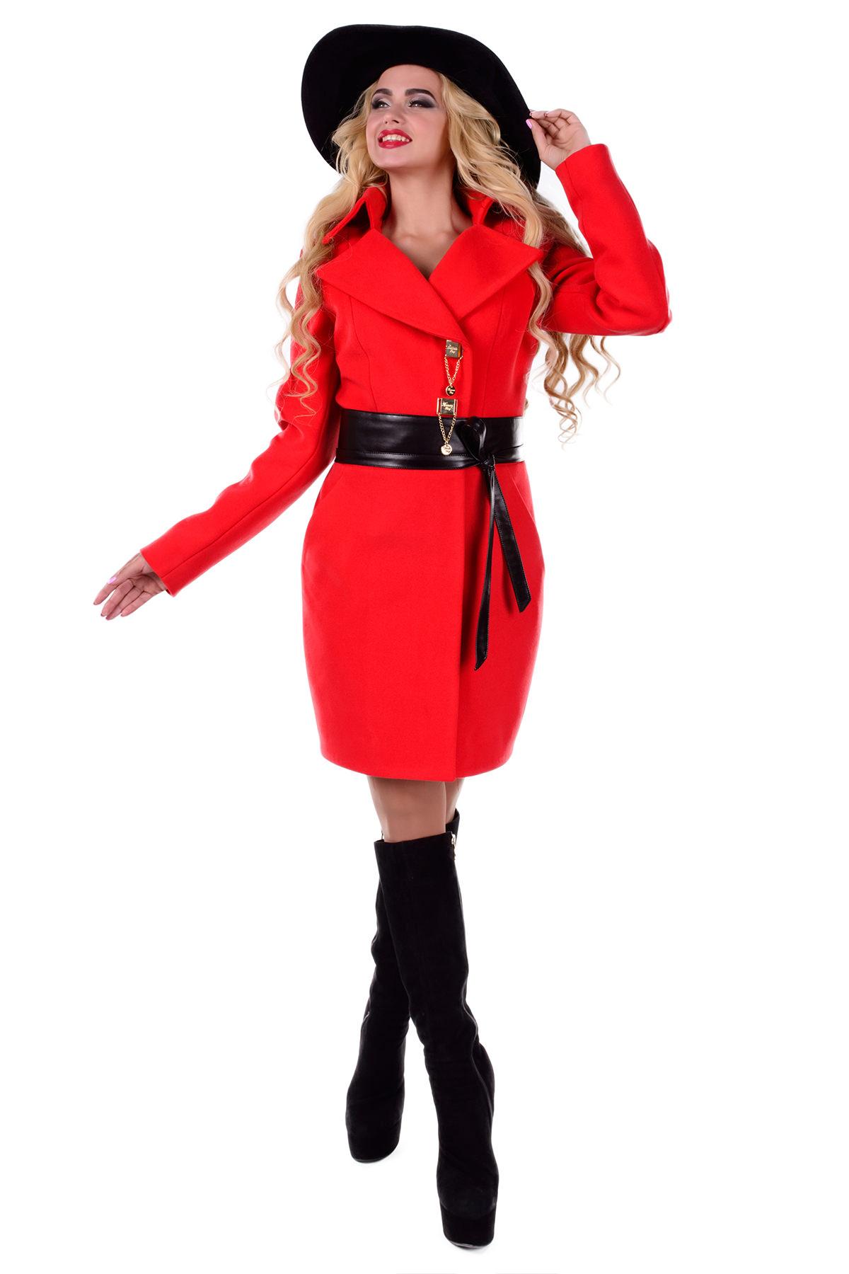 пальто стеганное демисезонное женское цена Пальто Магия 3067