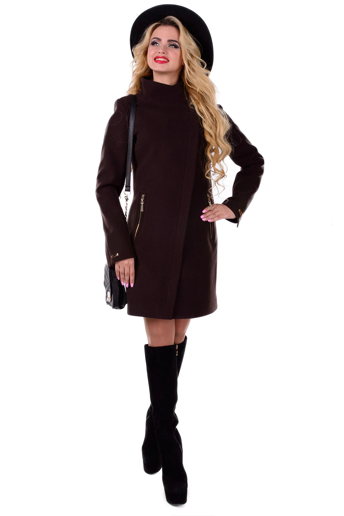 Женское пальто оптом от производителя Modus Пальто Эльпассо 0379