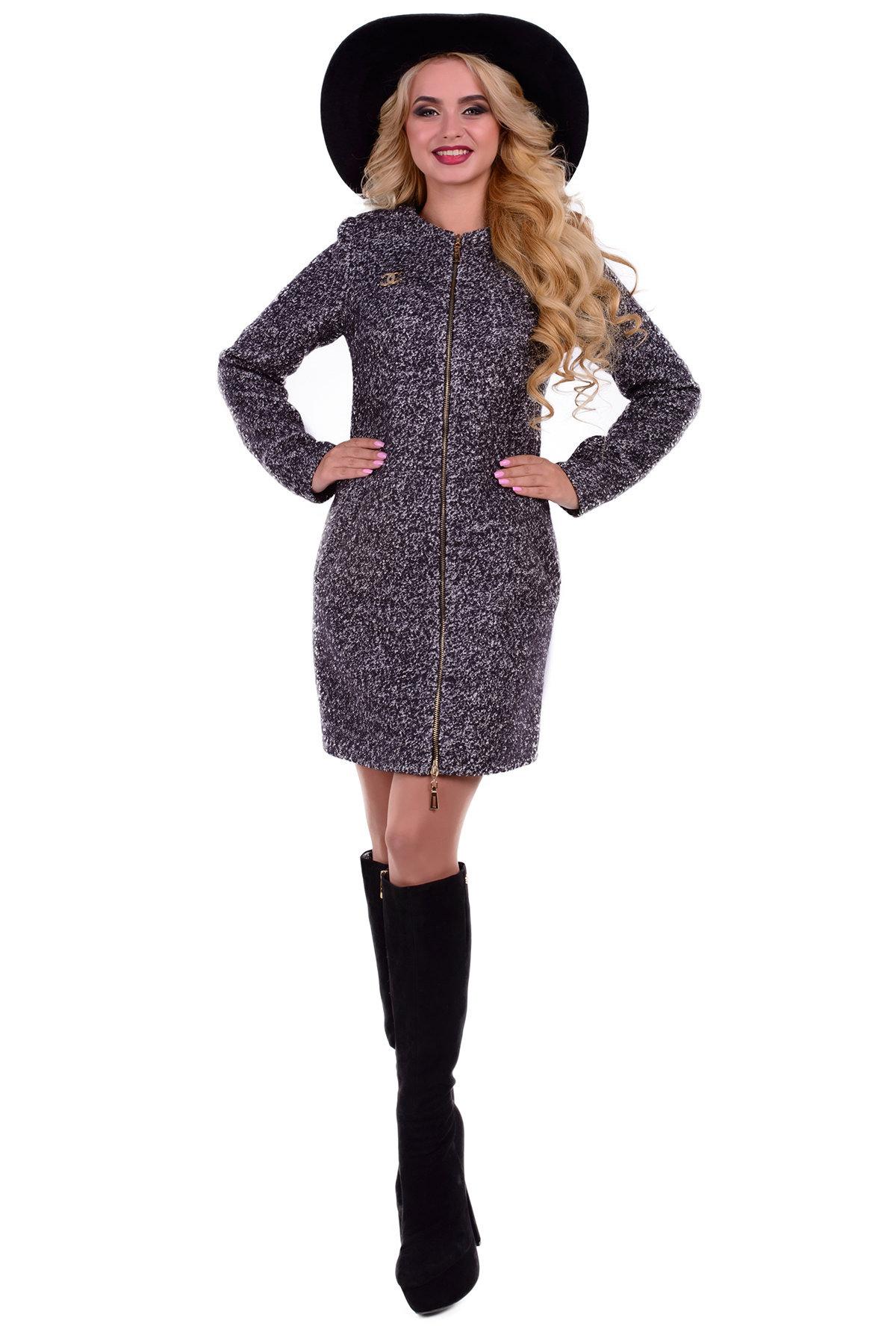 Купить кашемировое пальто оптом от производителя Пальто Сан-Ремо 0425