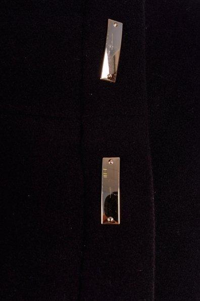 Пальто зима Эльпассо 4538 Цвет: Черный