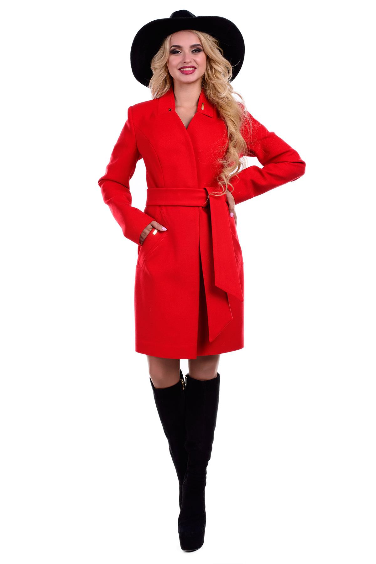 Купить кашемировое пальто оптом от производителя Пальто Хейли 4174