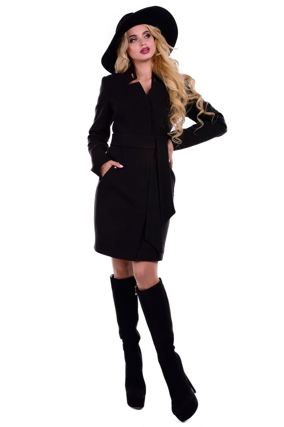 Купить оптом женское пальто недорого Пальто Хейли 4174