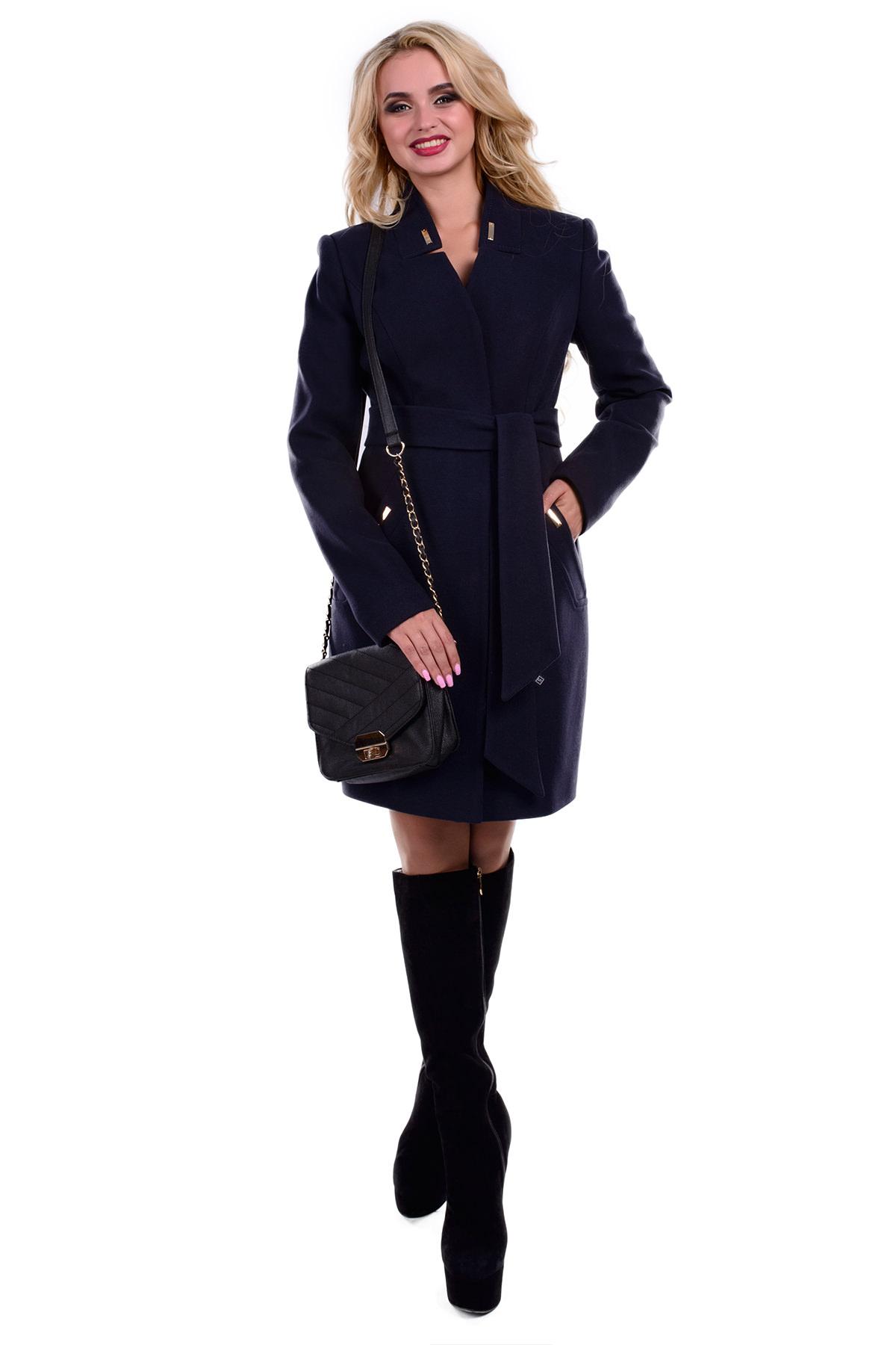 Купить оптом женское пальто у производителя Пальто Хейли турция элит