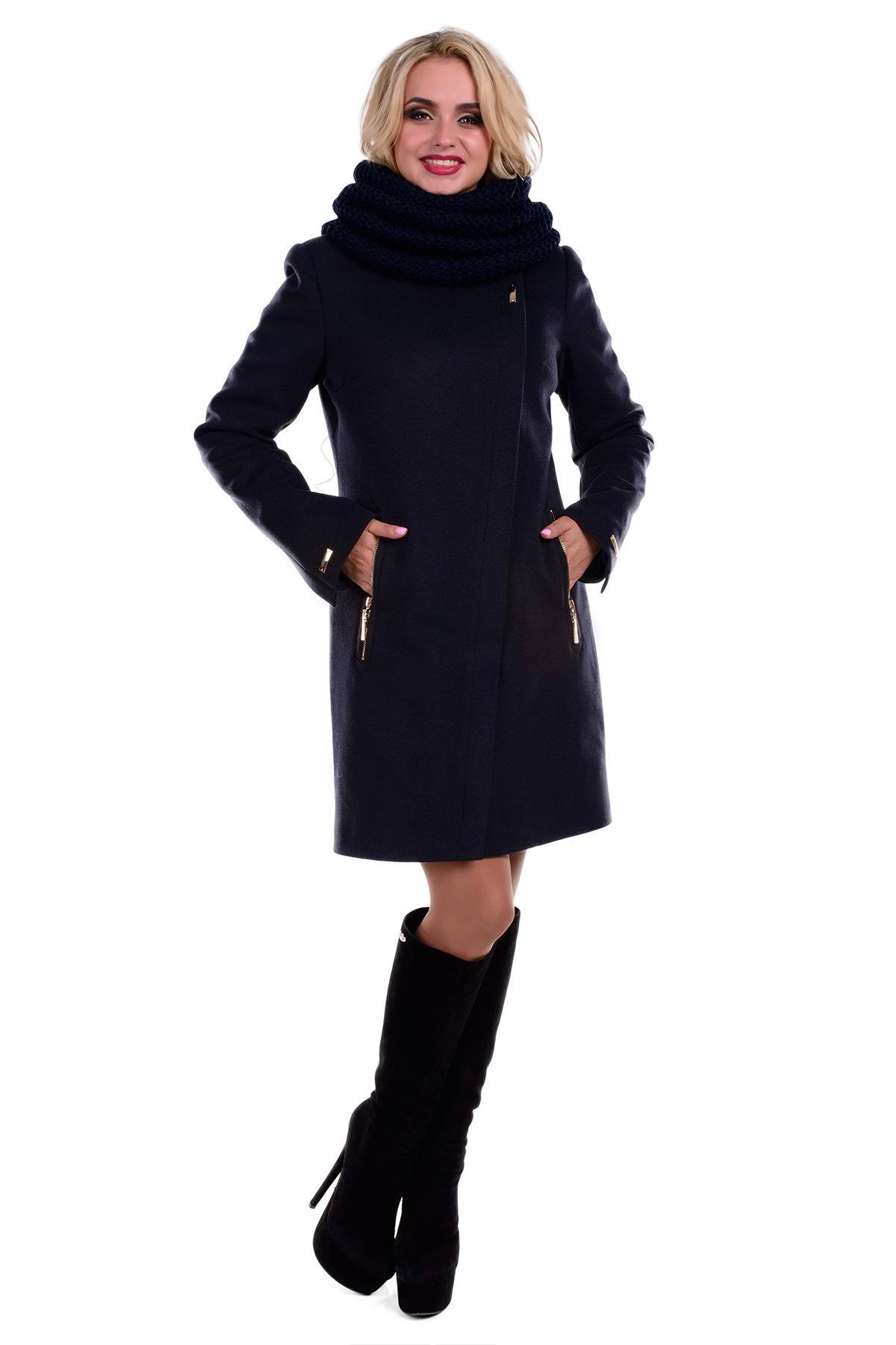 Женская одежда оптом от производителя Modus Пальто Эльпассо турция элит зима хомут