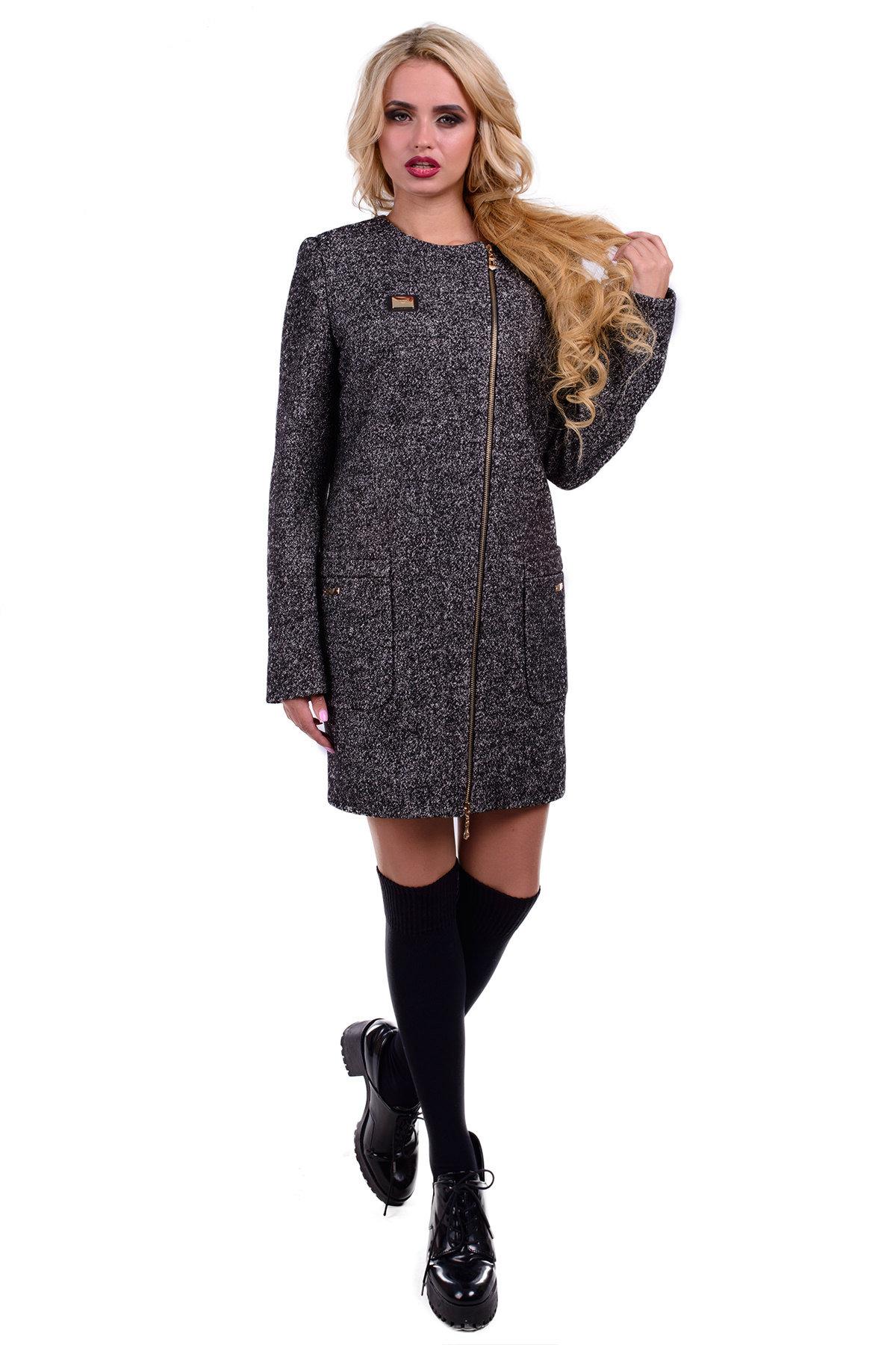Купить пальто оптом Украина Пальто Милтон 0445