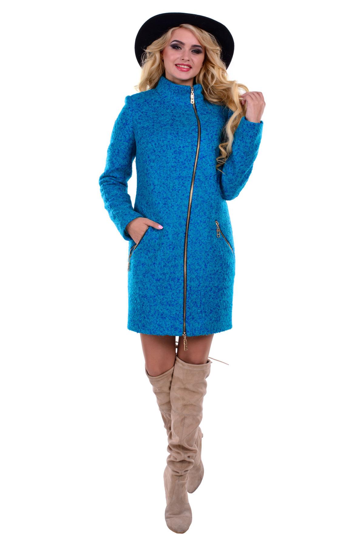 Купить кашемировое пальто оптом от производителя Пальто Тиват 0439