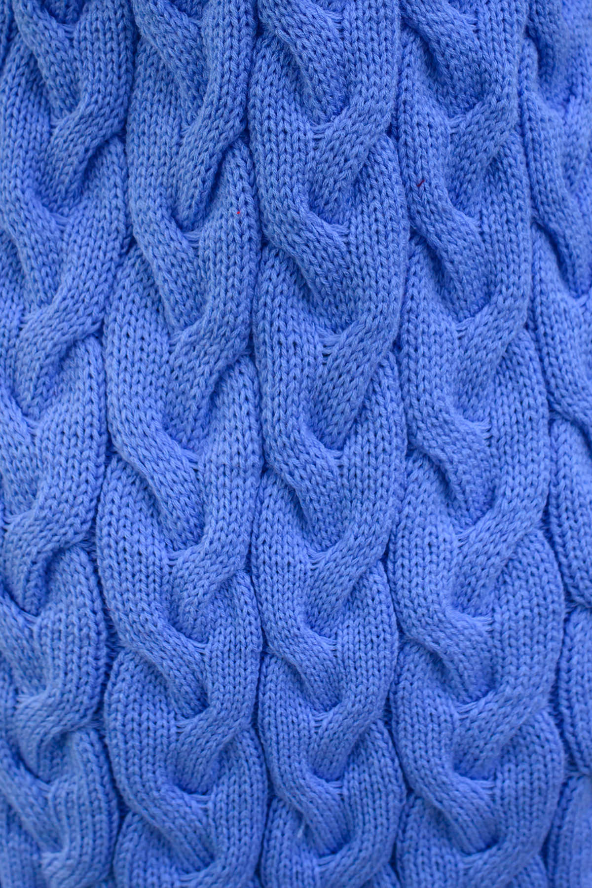 Кардиган короткий Лало Цвет: Голубой 441