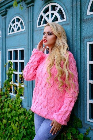 Свитер Лало Цвет: Розовый 2535