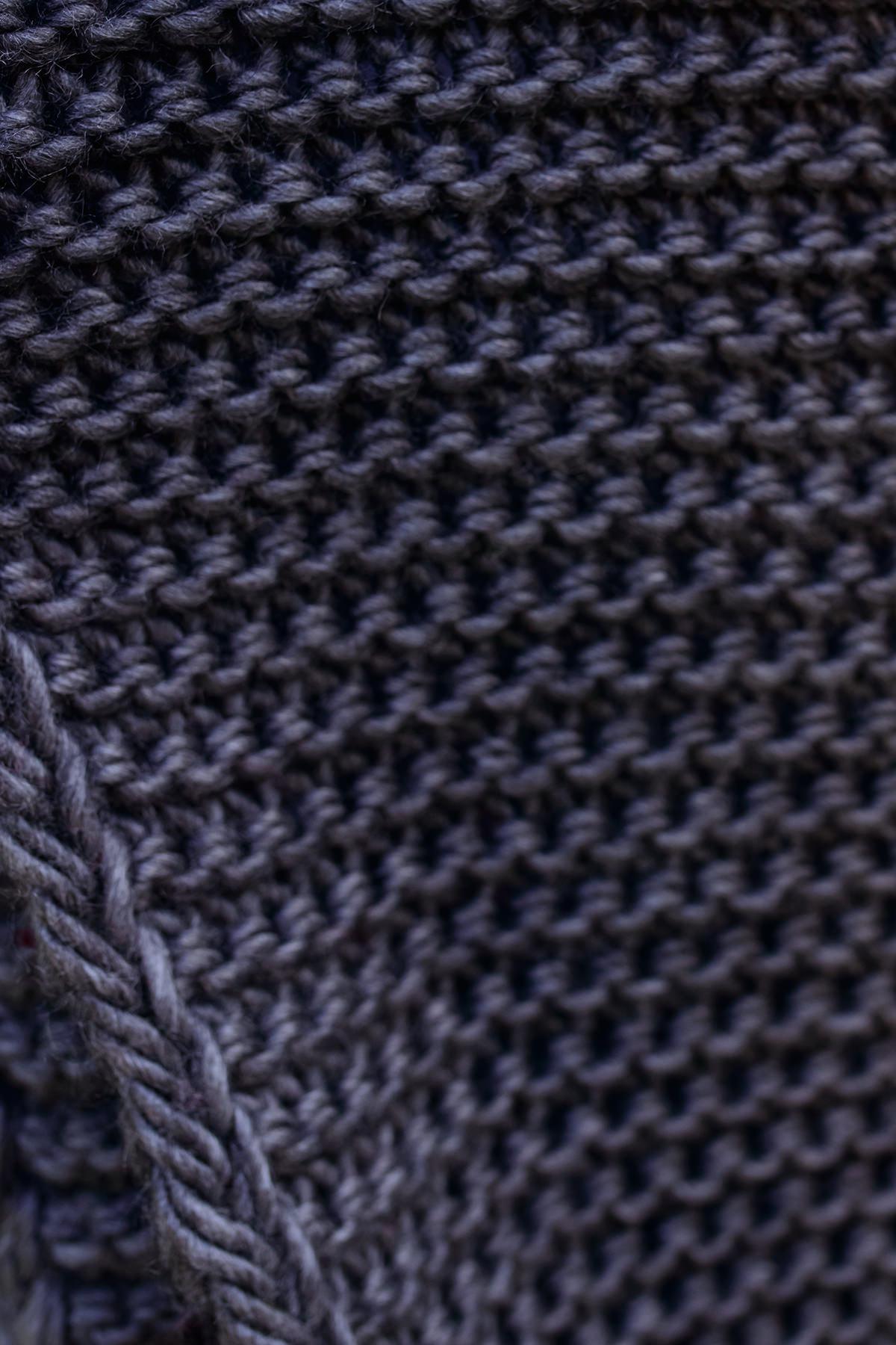 Кофта Лало Лайт Цвет: Тёмно-серый 002