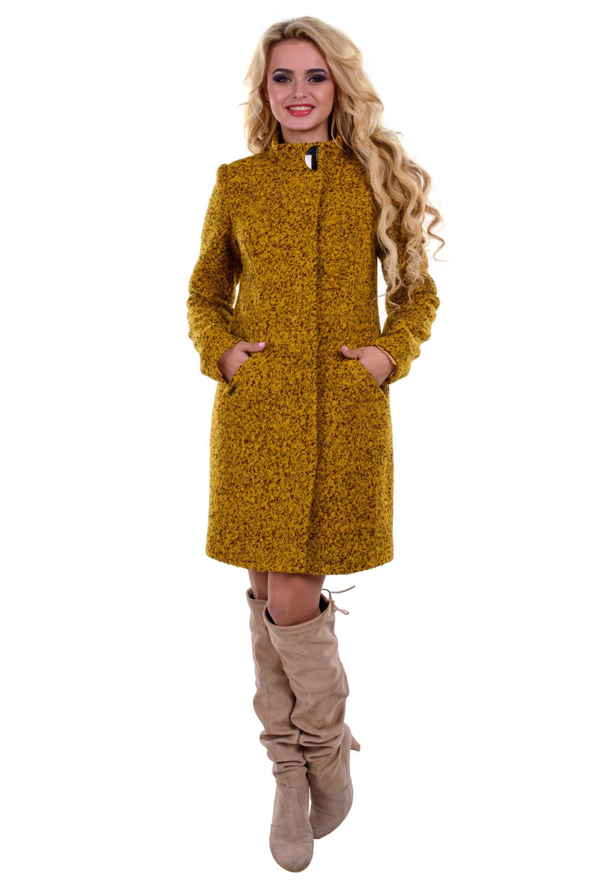 Модус женская одежда оптом недорого Пальто Сплит 0427