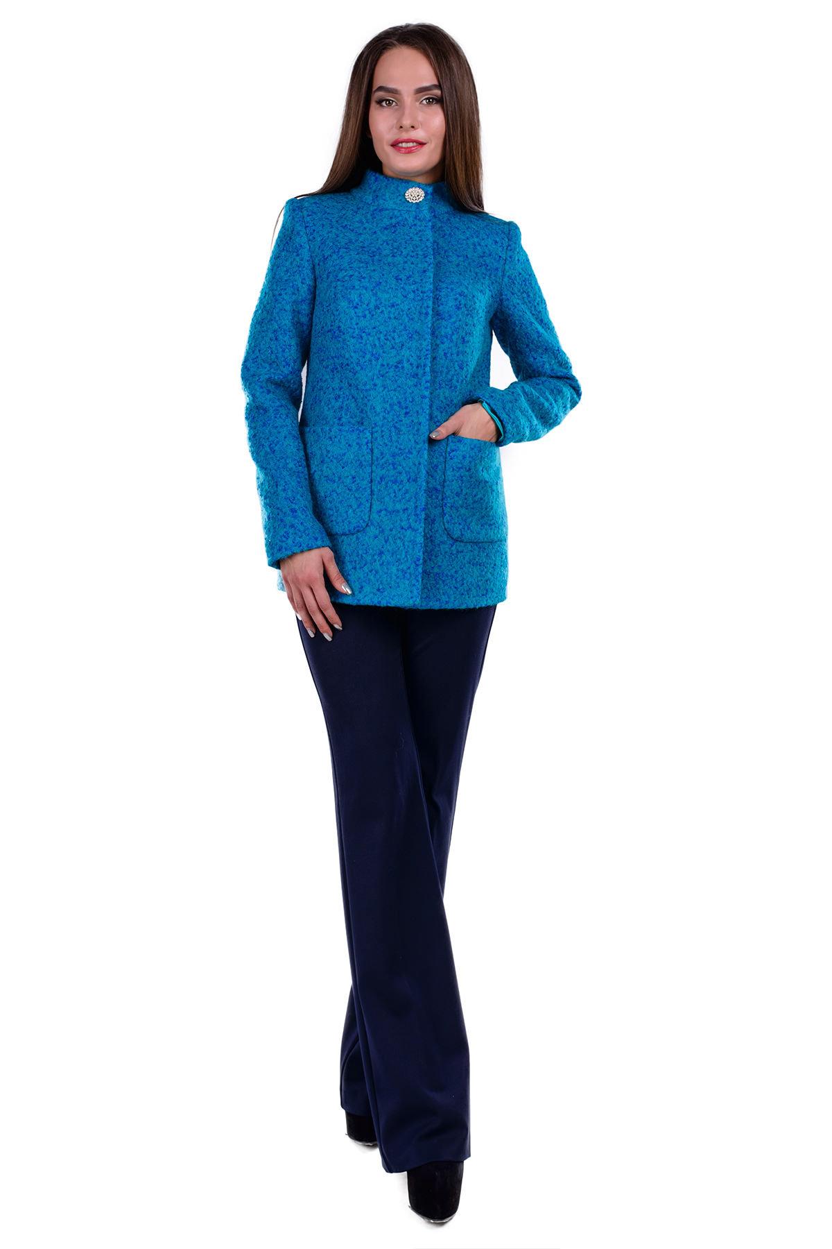 Модус женская одежда оптом недорого Пальто Мелини 0482