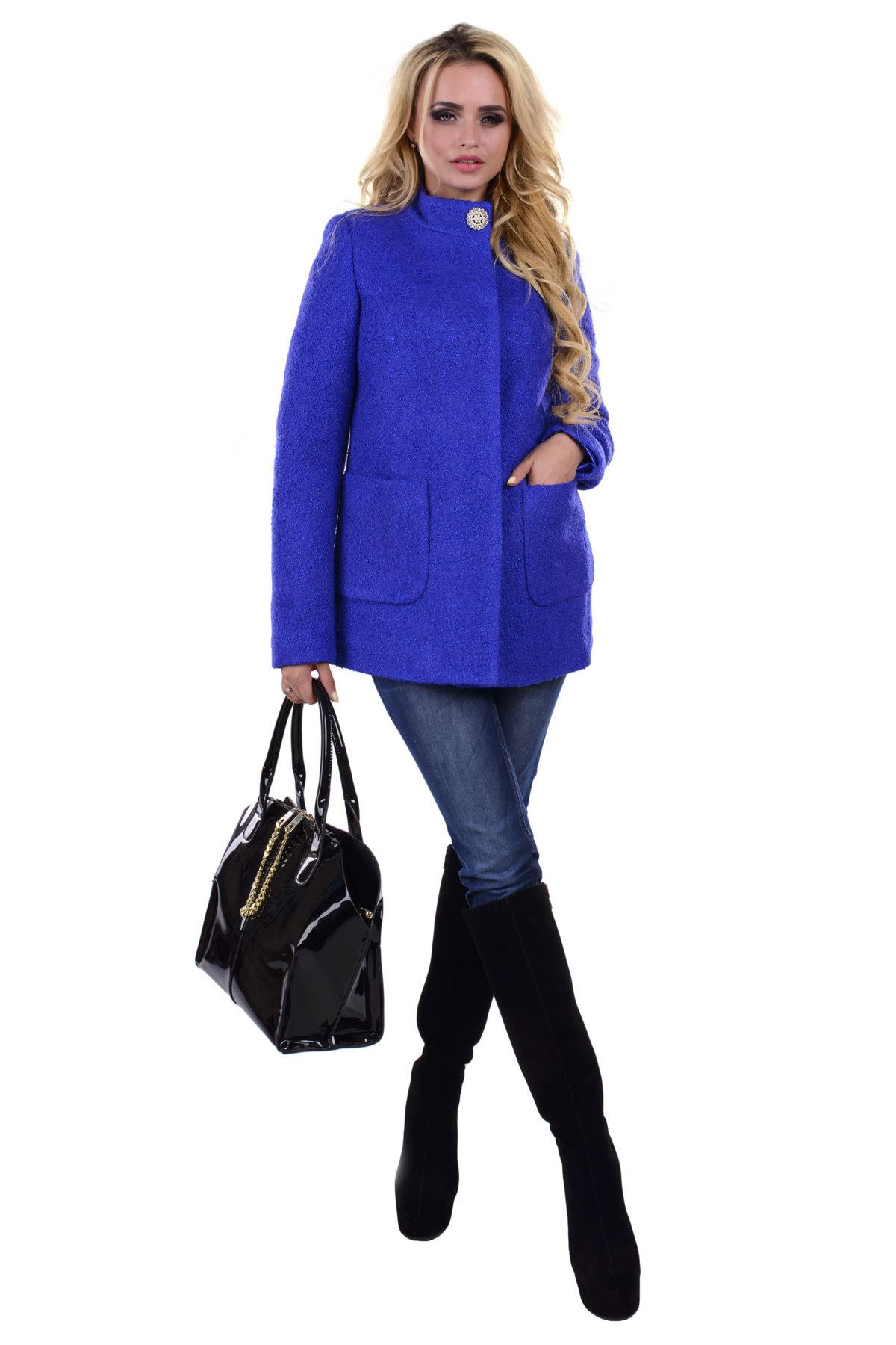 Купить оптом женское пальто у производителя Пальто Мелини 0482