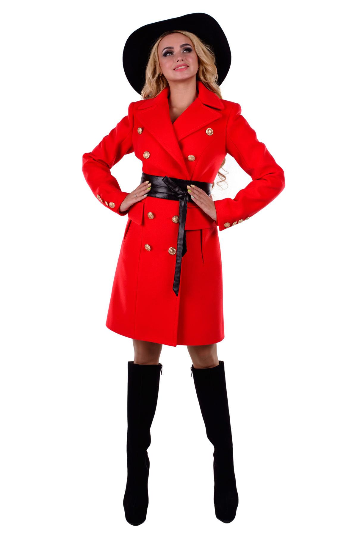 Модус женская одежда оптом недорого Пальто Балмен 0450