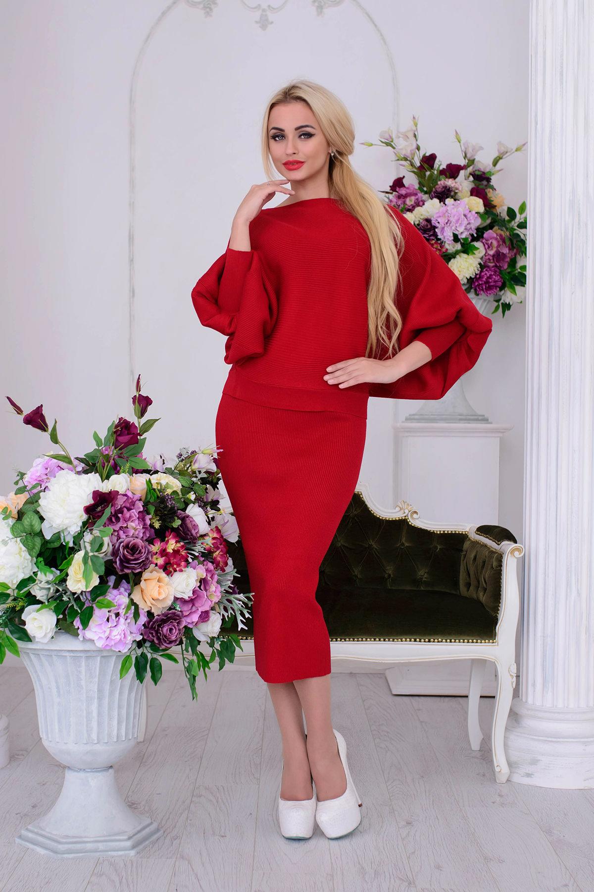 Костюм Каролина (кофта+юбка)