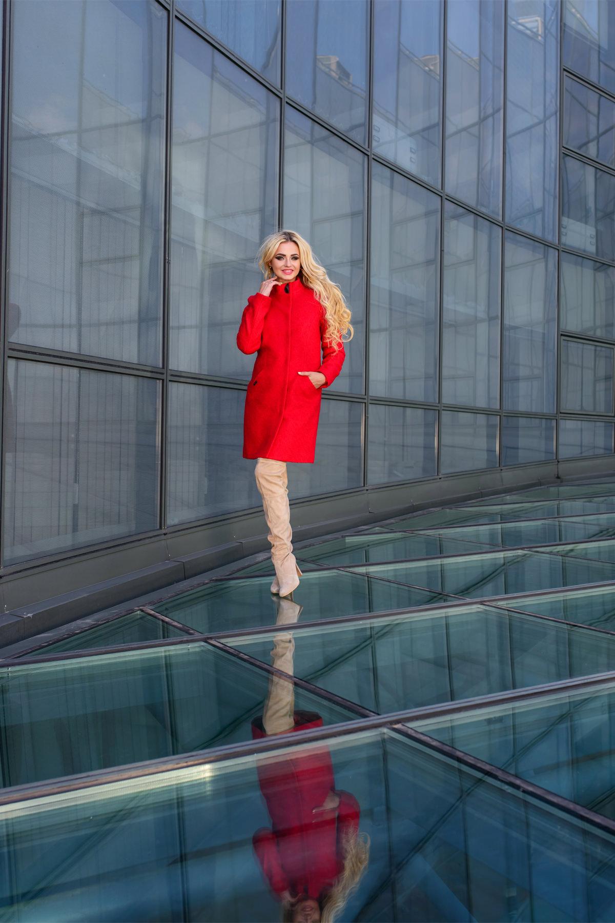 Купить пальто оптом Украина Пальто Сплит 0427