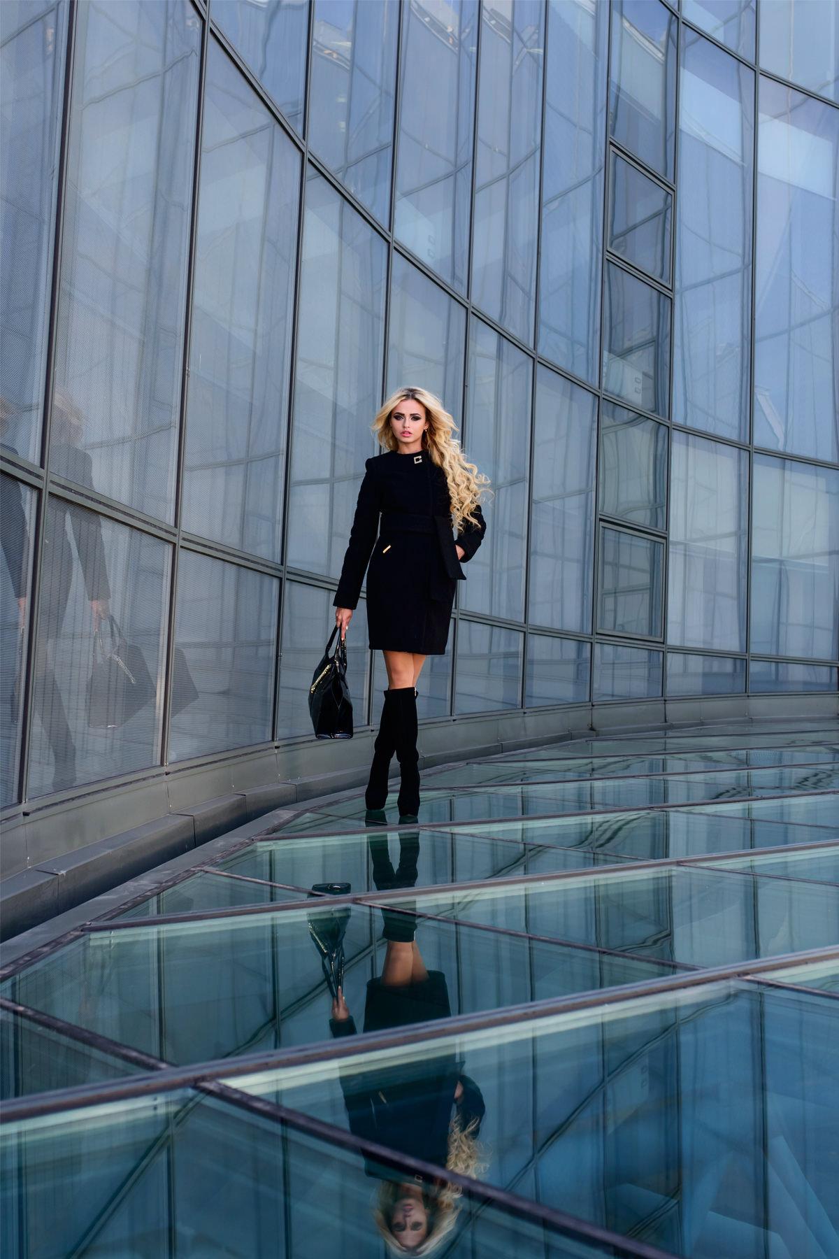 Женская одежда оптом от производителя Modus Пальто Луара 4773
