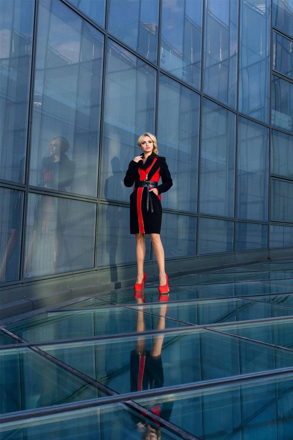 Женское пальто оптом от производителя Modus Пальто Бренд 0502